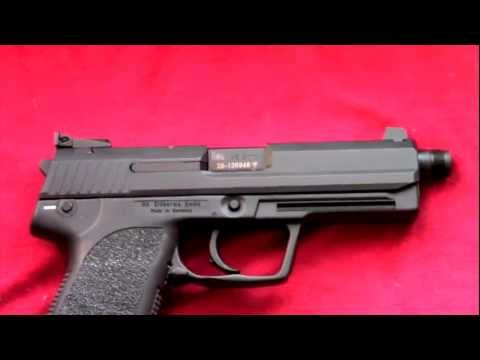 H&K USP .45 Tactical  (Close Up)