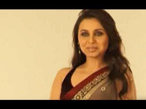 Rani Mukerji & Aditya Chopra's shopping spree