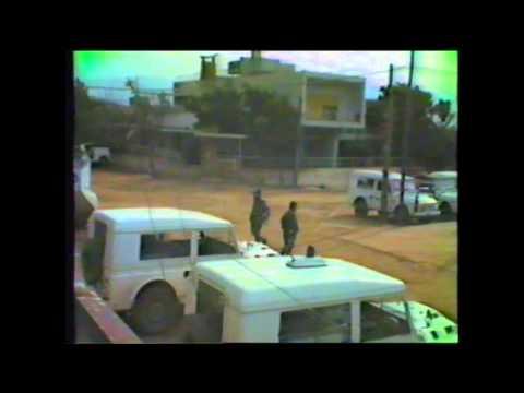 VIDEO BATTAGLIONE SAN MARCO  LIBANO BEIRUT 1983-1984 - parte 6