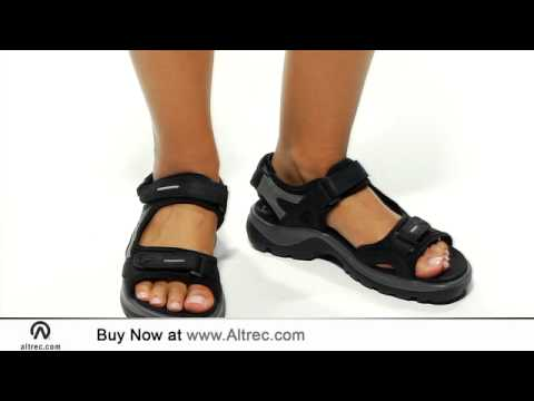 Video: Women's Yucatan Sandals