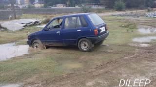 Maruthi 800 car