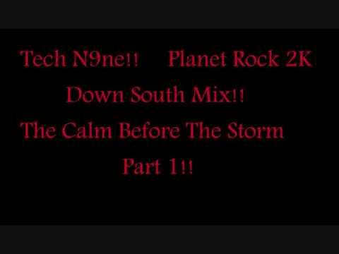 Tech N9ne - Planet Rock 2k