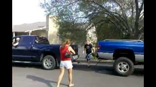 Toyota Tundra vs Dodge Ram - who has the stronger truck!
