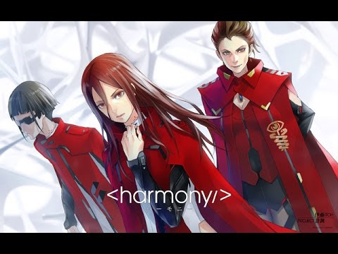 [Romaji Lyrics] EGOIST - Ghost of a smile『harmony/』Theme Song ᴴᴰ