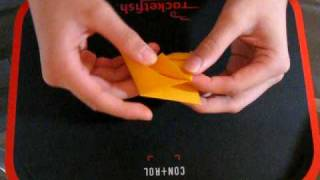 Baby Dragon Origami Tutorial