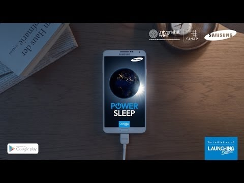 Doing good while we sleep: Samsung Power Sleep supports research at the University of Vienna [Intro]