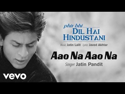 Official Audio Song   Phir Bhi Dil Hai Hindustani   Jatin Lalit   Javed Akhtar