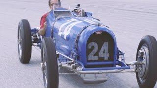 PBIR Track Day - Bugatti Type 59/50B - Shelby Cobra - Exomotive
