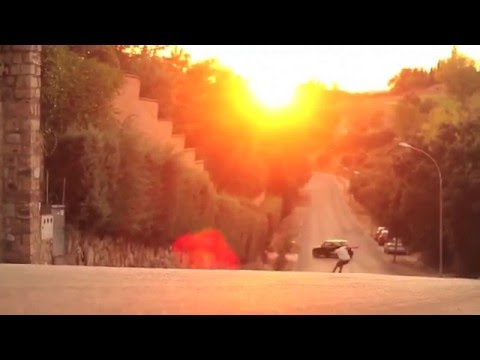 Longboarding Big and Fast