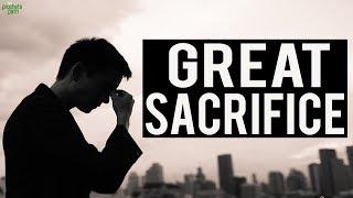 The Greatest Sacrifice – Emotional Recitation By Basheer Chisty