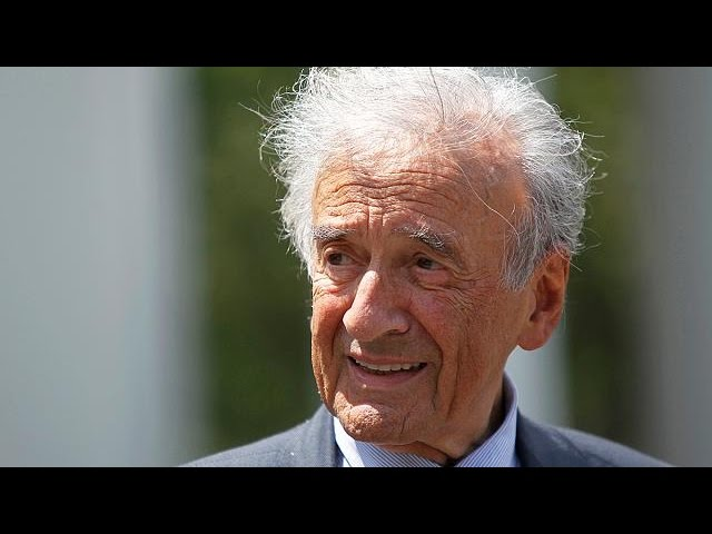 Nobel Peace Prize winner and Holocaust survivor Elie Wiesel dies aged 87