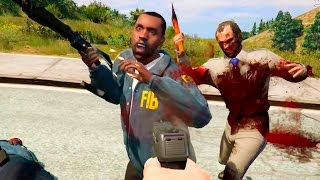GTA 5 Funny Brutal Moments Montage #1 (Grand Theft Auto V Compilation)