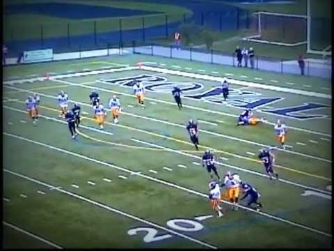 Spencer Smith 2012 Senior Football Highlights
