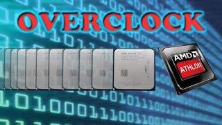 Kako overklokovati procesor (how to overclock CPU)