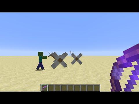 Aimbot in Minecraft