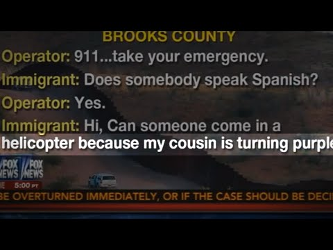 Heart-Wrenching 911 Calls Of Immigrants Dying