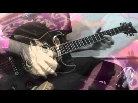 Fade - One Reason - Deadman Wonderland Opening (guitar Cover)