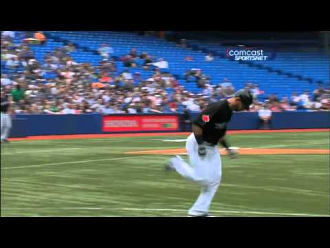 Jose Bautista vs John Danks