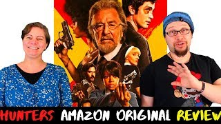 Hunters Amazon Prime Video Series Review