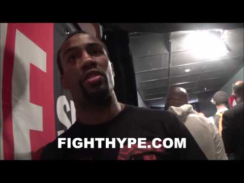 MICKEY BEY RESPONDS TO CRITICS OF MIGUEL VAZQUEZ CLASH I GUARANTEE ITS GOING TO BE A GOOD FIGHT