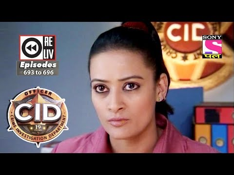 Weekly Reliv   CID 09th June 2018 to 15th June 2018   Episode 697 to 700 thumbnail