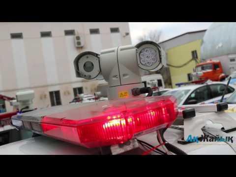 100 машин для атырауской полиции