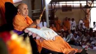 Guruhari Darshan 20 Oct 2014, Sarangpur, India