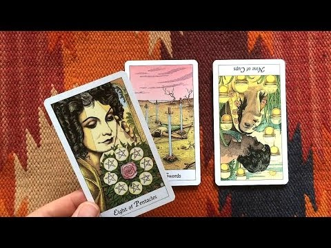 Tarot Reading 13 September 2014