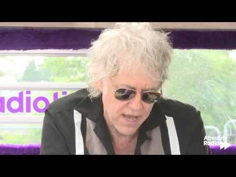 Isle of Wight Festival 2013: Bob Geldof (Boomtown Rats) Interview