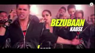 اغنيه Bezubaan من فيلم ABCD2