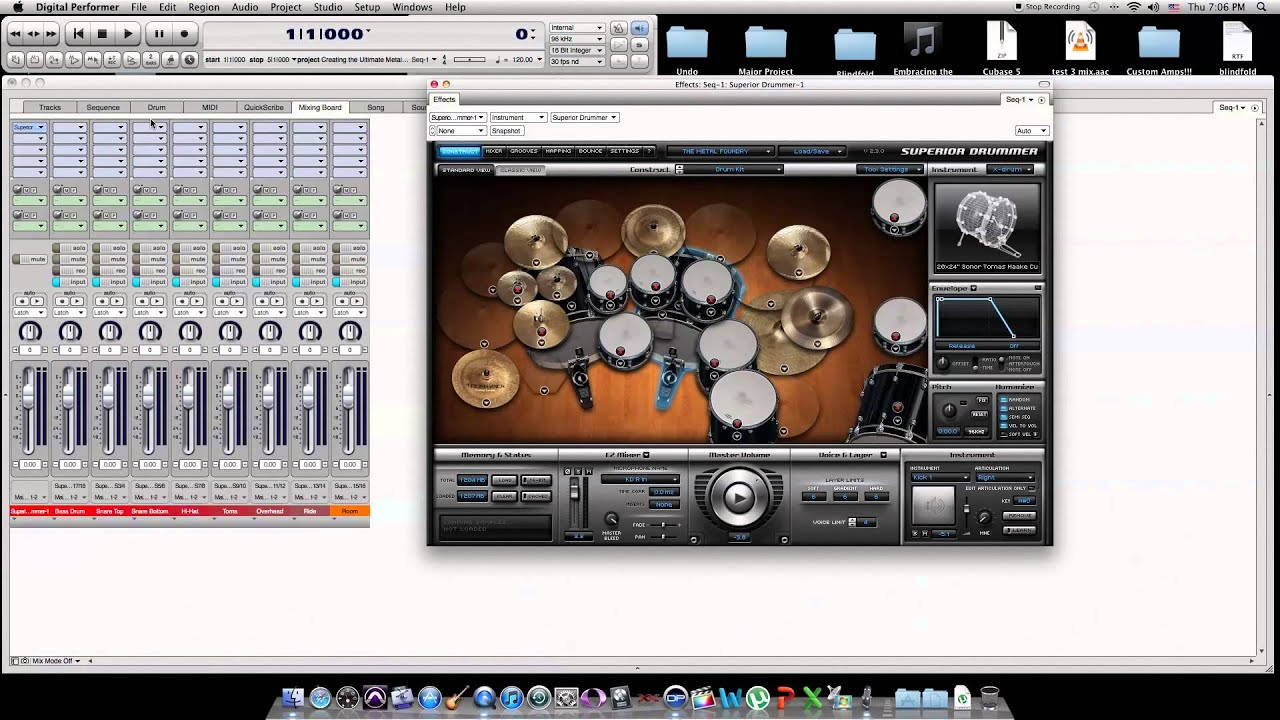 Toontrack Superior Drummer 3 Incl Patched and Keygen
