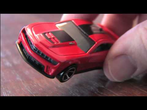 Shelby Gt500 2012 on Cgr Garage 2012 Camaro Zl1 Hot Wheels Review