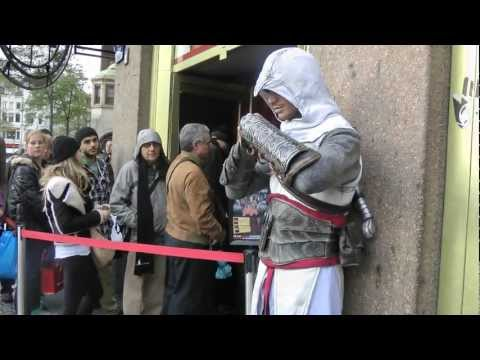 Making of Assassin s Creed Revelations Be Prepared
