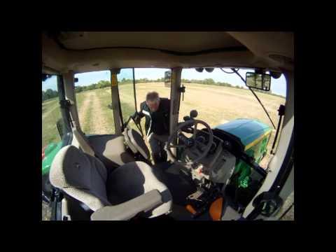 Neue 6 M-Serie von John Deere im top agrar-Test