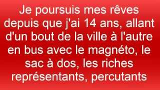 Traduction Can't Hold Us Macklemore & Ryan Lewis [FR]