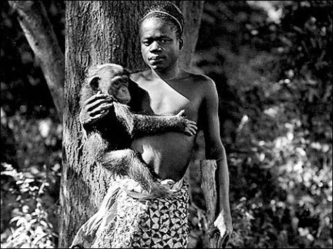The Human Zoo: The Tragic Story of the Inhuman Treatment of a Congolese Man (1999)