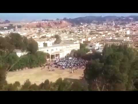 Asmara/Eritrea - Akriya Uprising 10/31/17 Video #3