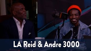 Andre 3000's Thoughts on Freestyling 7/7 | KiddNation