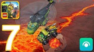 LEGO City My City 2 - Gameplay Walkthrough Part 7 - Explorer Evacuation (iOS)