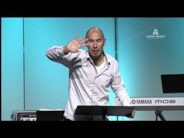 Francis Chan - Azusa Pacific University - Morning Chapel