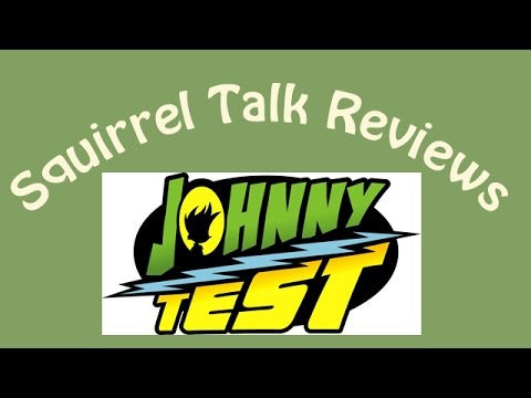 Squirrel Talk Review - Johnny Test