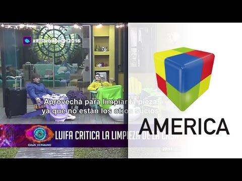 El llamativo acercamiento de Leandro a Luifa y Mauricio