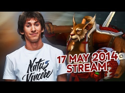 Dota 2 Stream: Na`Vi Dendi - Brewmaster (Gameplay & Commentary)