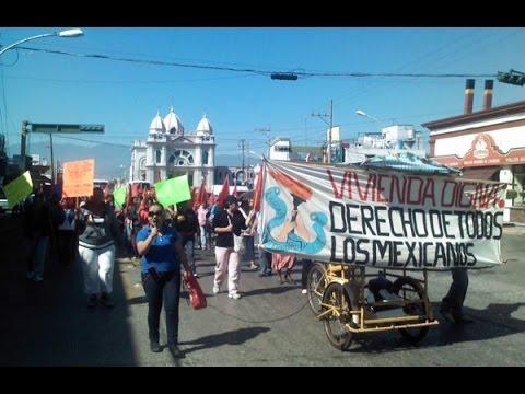 Antorcha Campesina: Intensifican manifestaciones en Ciudad Guzmán, Jalisco