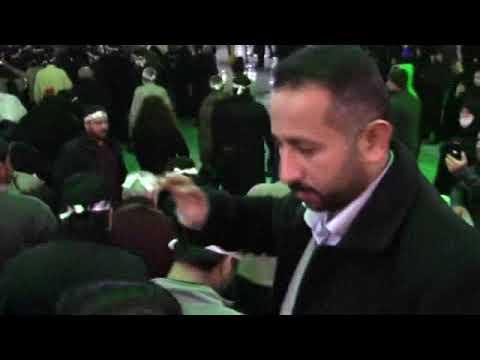 Zayarat azadari In karbala Iraq 2019 Salar Zakir Syed Zuriat Imran Sherazi busazdari network 2