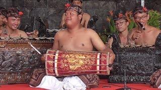 Denpasar Festival 2018 , Tabuh Pisan Bebarongan Sekaa Wira Dharma Kesatria