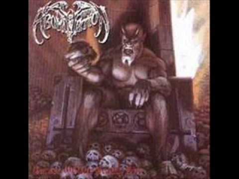 "Abomination(US) - ""Social Outcast"""