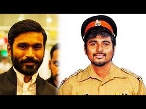 Dhanush congratulate Sivakarthikeyan