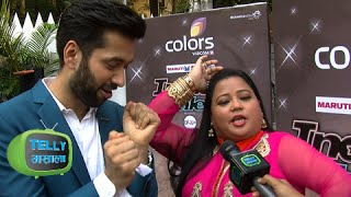 Nakuul Mehta And Bharti Singh Hosting Together   India's Got Talent   Colors