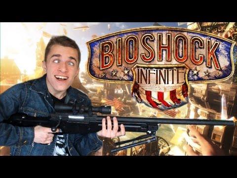 Le FPS le MIEUX noté de l'année : Bioshock Infinite ! (Settings Ultra) (Détente)